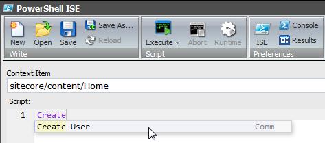 PowerShell commandlets – Sitecore PowerShell Extensions pt  2