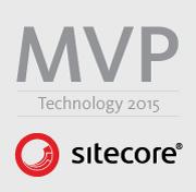 Sitecore Technical MVP 2015