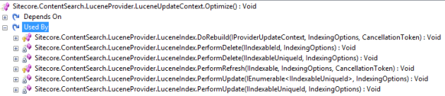 Usages of LuceneUpdateContext.Optimize().